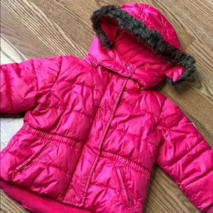 ❤️5/$13 pink puffer coat